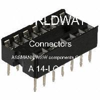 A 14-LC-TT - ASSMANN WSW components GmbH - 連接器