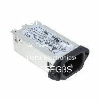 03SEEG3S - Delta Electronics - 交流电源线滤波器