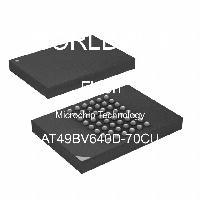 AT49BV640D-70CU - Microchip Technology Inc