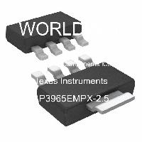 LP3965EMPX-2.5 - Texas Instruments