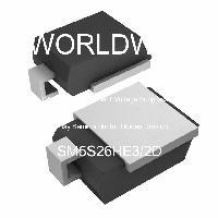 SM5S26HE3/2D - Vishay Semiconductor Diodes Division