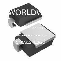 SM5S22HE3/2D - Vishay Semiconductor Diodes Division