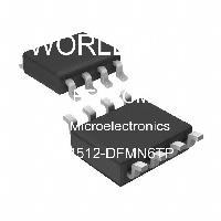 M24512-DFMN6TP - STMicroelectronics