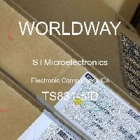 TS831-5ID - STMicroelectronics - 电子元件IC