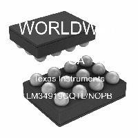 LM34919CQTL/NOPB - Texas Instruments