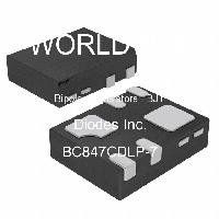 BC847CDLP-7 - Diodes Incorporated