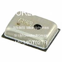 MP34DT02TR - STMicroelectronics