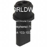 044 103 10002 - Amphenol FCI - 标准圆形连接器
