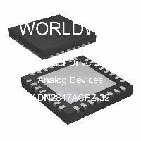 ADN2847ACPZ-32 - Analog Devices Inc - 激光驱动器
