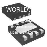 M24512-DFMC6TG - STMicroelectronics