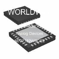 ADV7182WBCPZ - Analog Devices Inc