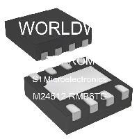 M24512-RMB6TG - STMicroelectronics