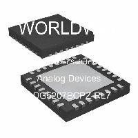 ADG5207BCPZ-RL7 - Analog Devices Inc