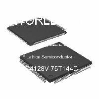 LC4128V-75T144C - Lattice Semiconductor Corporation