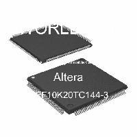 EPF10K20TC144-3 - Altera Corporation
