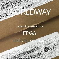 LFEC1E-3TN144C - Lattice Semiconductor Corporation - FPGA(Field-Programmable Gate Array)
