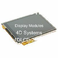 4DLCD-28QA - 4D Systems - 顯示模塊