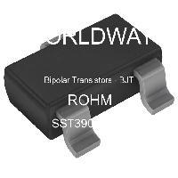 SST3904T116 - ROHM Semiconductor - 双极晶体管 -  BJT