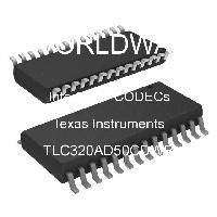 TLC320AD50CDWR - Texas Instruments