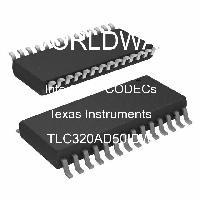 TLC320AD50IDW - Texas Instruments