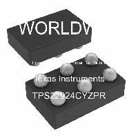 TPS22924CYZPR - Texas Instruments