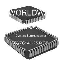 CY7C141-25JXCT - Cypress Semiconductor