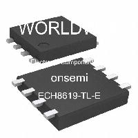 ECH8619-TL-E - ON Semiconductor - 电子元件IC