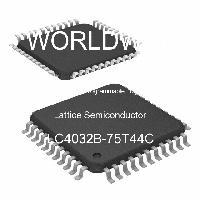 LC4032B-75T44C - Lattice Semiconductor Corporation