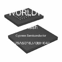 S29AS016J70BFI040 - Cypress Semiconductor