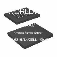 CY62167DV30LL-70BVI - Cypress Semiconductor