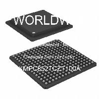 KMPC852TCZT100A - NXP Semiconductors - 微处理器 -  MPU