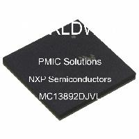 MC13892DJVL - NXP Semiconductors