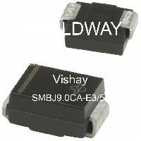 SMBJ9.0CA-E3/52 - Vishay Semiconductors