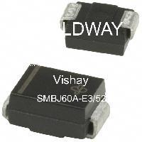 SMBJ60A-E3/52 - Vishay Intertechnologies