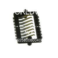 009258008004064 - AVX Corporation - 電池座,夾子和觸點
