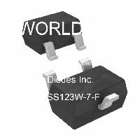 BSS123W-7-F - Diodes Incorporated