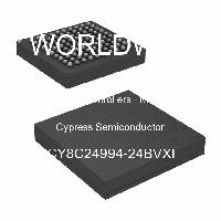 CY8C24994-24BVXI - Cypress Semiconductor