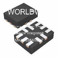 MAX9638AVB+T - Maxim Integrated Products