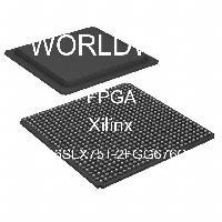 XC6SLX75T-2FGG676C - Xilinx