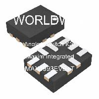 MAX4993EVB+T - Maxim Integrated Products