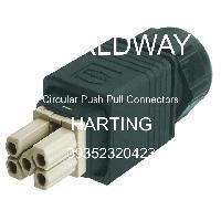 09352320423 - HARTING - 环形推拉式连接器