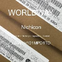 UBW1H101MPD1TD - Nichicon - 铝电解电容器 - 含铅