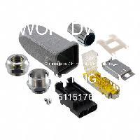 09451151760 - HARTING - 模块化连接器/以太网连接器