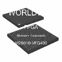M2S010-VFG400 - Microsemi Corporation