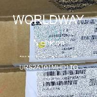 URS2A101MHD1TO - Nichicon - 铝电解电容器 - 含铅