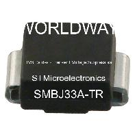 SMBJ33A-TR - STMicroelectronics