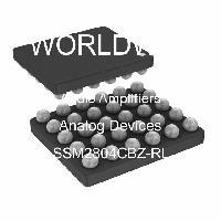 SSM2804CBZ-RL - Analog Devices Inc - 音頻放大器