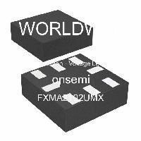 FXMA2102UMX - ON Semiconductor - 轉換 - 電壓電平
