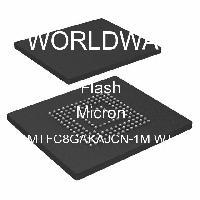 MTFC8GAKAJCN-1M WT - Micron Technology Inc
