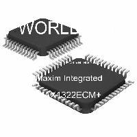 MAX1322ECM+ - Maxim Integrated Products